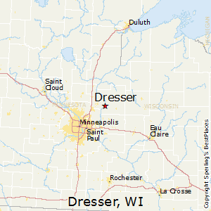 Best Places To Live In Dresser Wisconsin