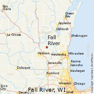 Best Places to Live in Fall River Wisconsin