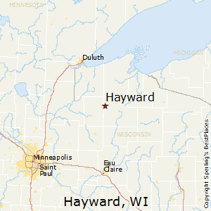 Best Places To Live In Hayward Wisconsin