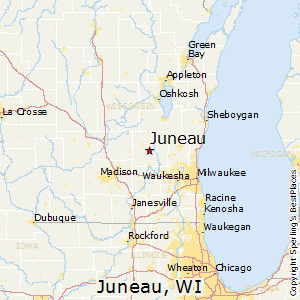 Best Places To Live In Juneau Wisconsin