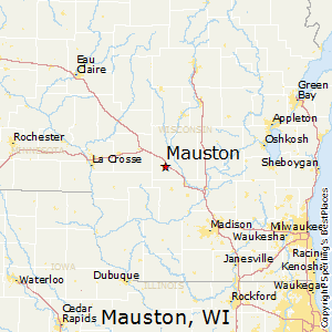 Comparison Spooner Wisconsin Mauston Wisconsin