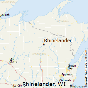 Best Places to Live in Rhinelander, Wisconsin