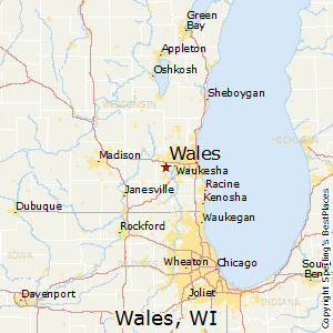 Best Places To Live In Wales Wisconsin - Where is wisconsin