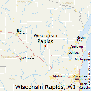 Wisconsin Rapids, Wisconsin Cost of Living