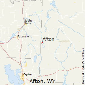 Best Places to Live in Afton, Wyoming