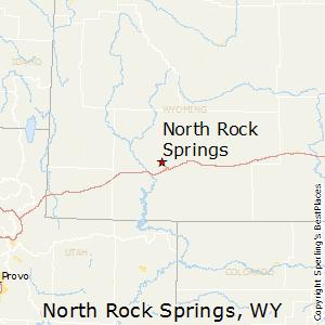 Rock Springs Wyoming Map.North Rock Springs Wyoming Religion