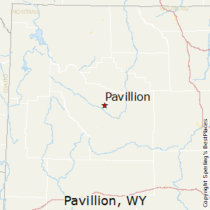 Pavillion Wyoming Map Best Places to Live in Pavillion, Wyoming