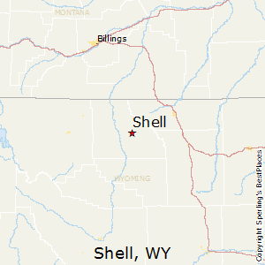 Comparison Shell Wyoming Lovell Wyoming