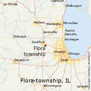 Best Places To Live In Flora Township Illinois