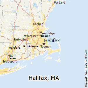 Best Places to Live in Halifax Massachusetts