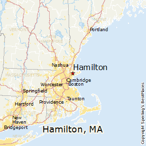Best Places to Live in Hamilton Massachusetts