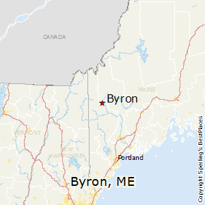 Best Places to Live in Byron, Maine