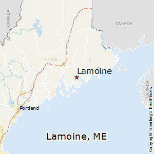 Comparison Lamoine Maine Ellsworth Maine