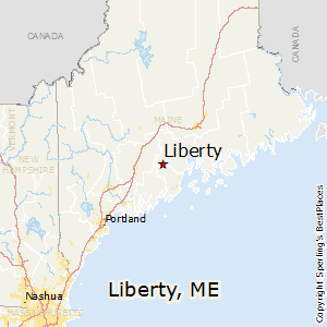 Best Places To Live In Liberty Maine