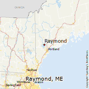 map of raymond maine Best Places To Live In Raymond Maine map of raymond maine