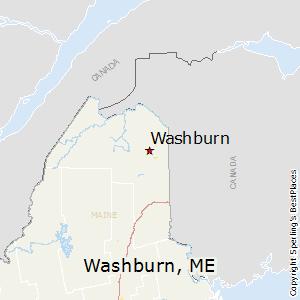Comparison Washburn Maine Madawaska Maine