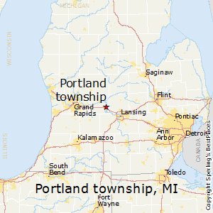 Best Places To Live In Portland Township Michigan