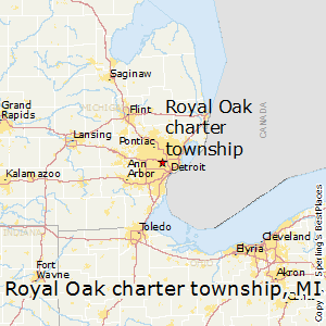 Best Places to Live in Royal Oak charter township Michigan