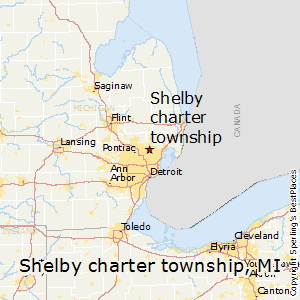 Comparison: Shelby charter township, Michigan   Bingham Farms