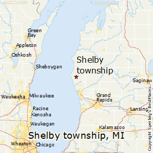 Comparison: Shelby township, Michigan   Rochester Hills, Michigan