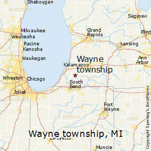 Best Places to Live in Wayne township Michigan