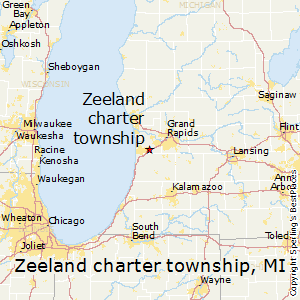 Best Places to Live in Zeeland charter township Michigan