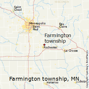 Farmington_township,Minnesota Map