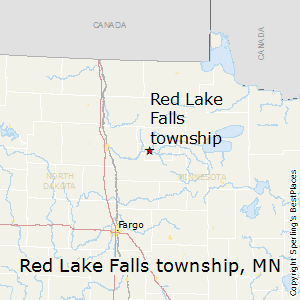 Red Lake Minnesota Map.Best Places To Live In Red Lake Falls Township Minnesota