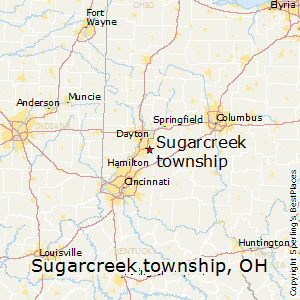 sugar creek ohio map Best Places To Live In Sugarcreek Township Ohio