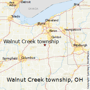 Best Places To Live In Walnut Creek Township Ohio