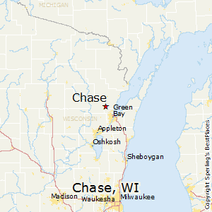 Best Places to Live in Chase, Wisconsin on
