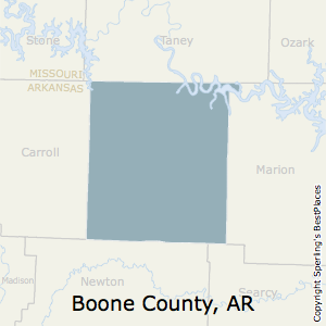 Boone County Arkansas Map.Boone County Arkansas Cost Of Living