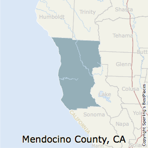 Best Places To Live In Mendocino County California
