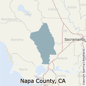 Best Places To Live In Napa County California