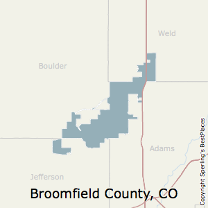 Best Places to Live in Broomfield County, Colorado