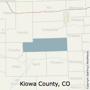 Best Places To Live In Kiowa County Colorado