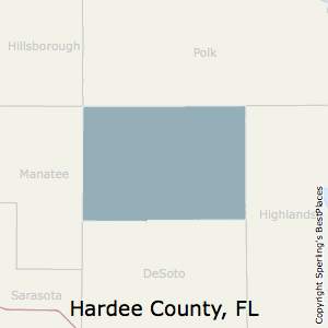 Best Places To Live In Hardee County Florida