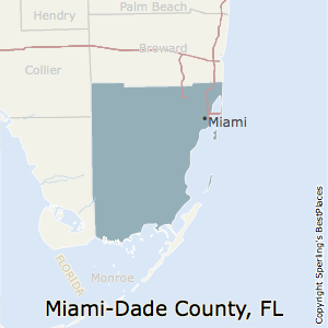 Best Places To Live In Miami Dade County Florida
