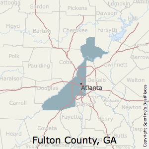 Best Places To Live In Fulton County Georgia