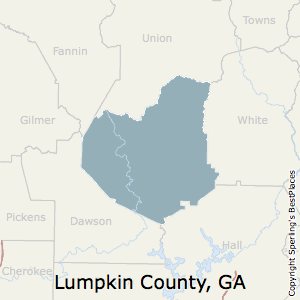 Best Places to Live in Lumpkin County, Georgia
