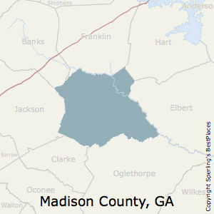 Excellent Best Places To Live In Madison County Georgia Download Free Architecture Designs Aeocymadebymaigaardcom