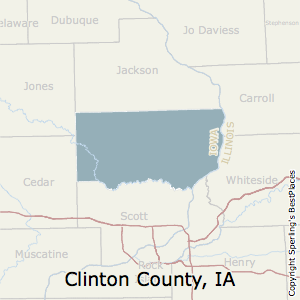 Best Places To Live In Clinton County Iowa