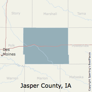 Jasper County Iowa Map.Best Places To Live In Jasper County Iowa