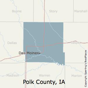 Polk City Iowa Map.Best Places To Live In Polk County Iowa