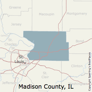 Best Places To Live In Madison County Illinois