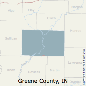 Best Places To Live In Greene County Indiana