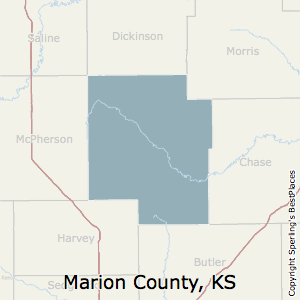 Marion County Kansas Cost Of Living
