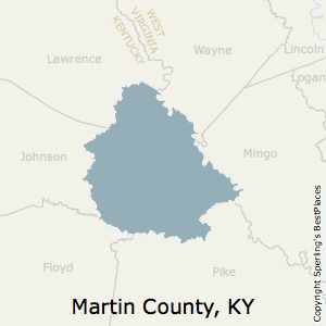 Best Places To Live In Martin County Kentucky