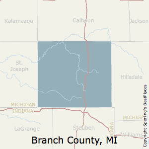 Best Places To Live In Branch County Michigan
