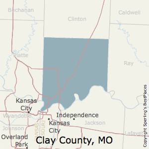 Best Places To Live In Clay County Missouri